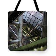 London 2050 Tote Bag