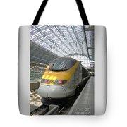 London Arrival Tote Bag