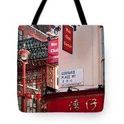 London Chinatown 02 Tote Bag