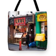 London Chinatown 03 Tote Bag