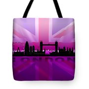London City Tote Bag