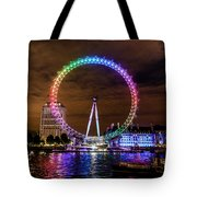 London Eye Pride Tote Bag