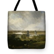 London From Greenwich Park Tote Bag