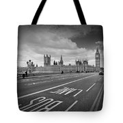 London - Houses Of Parliament  Tote Bag