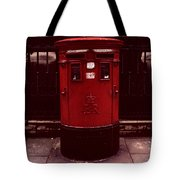 London Post Box 2 Tote Bag