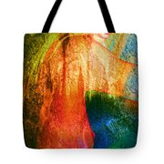 London Revisited Tote Bag