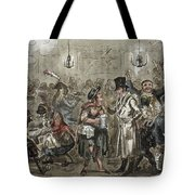 London: Slum, 1821 Tote Bag