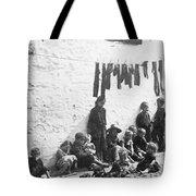 London Slum, C1890 Tote Bag
