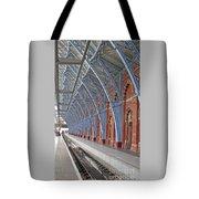 London St Pancras Tote Bag