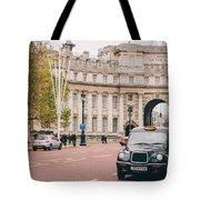 London Taxi Tote Bag