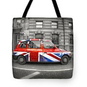 London's Calling Tote Bag