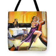 Lone Audience Tote Bag
