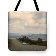 Lone Car Tote Bag