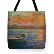 Lone Dinghy Tote Bag