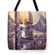 Lone Guardian Tote Bag by Max Good
