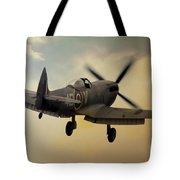 Lone Spitfire Tote Bag