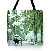 Lone Star State - A Texas Landscape Tote Bag