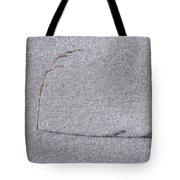 Lone Weed Tote Bag