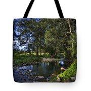 Lonely Creek Tote Bag