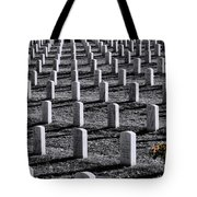 Lonely Flowers Tote Bag