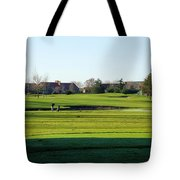 Lonely Golfer Tote Bag