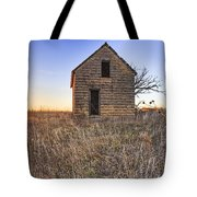 Lonely Homestead Tote Bag
