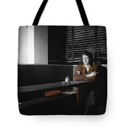 Lonely Lady Tote Bag