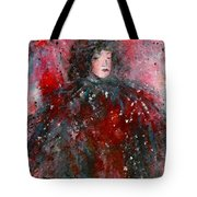 Lonely Millionairess Tote Bag