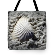 Lonely Shell Tote Bag