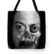 Lonely Zombie Tote Bag