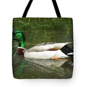 Lonesome Duck Tote Bag