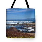 Lonesome Gull Tote Bag
