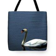 Lonesome Swan Tote Bag