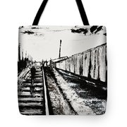 Lonesome Whistle Tote Bag