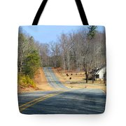Long About Now Tote Bag