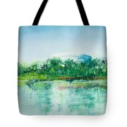 Long Beach Convention Center Arena Tote Bag