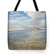 Long Beach Outflow Tote Bag