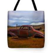 Long Forgotten Tote Bag by Garry Gay