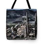 Long Gone Past Tote Bag