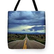 Long Highway Tote Bag