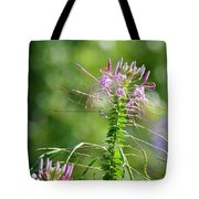 Long Lavender Fingers Tote Bag