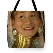 Long Necked Woman 2 Tote Bag