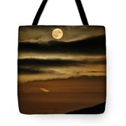 Long Nights Moon Tote Bag