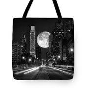 Long Nights Moon Tote Bag