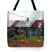 Long Since Abandoned - Back To Nature Tote Bag