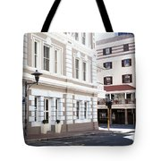 Long Street Tote Bag