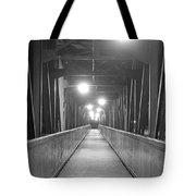 Long Walking Bridge Tote Bag