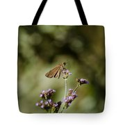Long-winged Skipper Butterfly Tote Bag