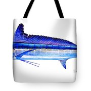 Longbill Spearfish Tote Bag