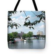 Longfellow From Lagoon Tote Bag